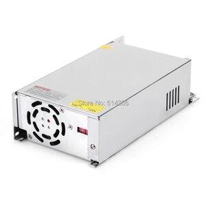 Image 4 - Vente DC 12 V 13.5 V 15 V 24 V 27 V 30 V 36 V 48 V 60 V 68 V 72 V 110 V alimentation à découpage 500 W 600 W transformateur de Source Ac Dc SMPS