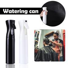 1 шт. белый спрей для волос туман пустая бутылочка с распылителем тонкой аэрозольной Курковой распылитель для прививки волос