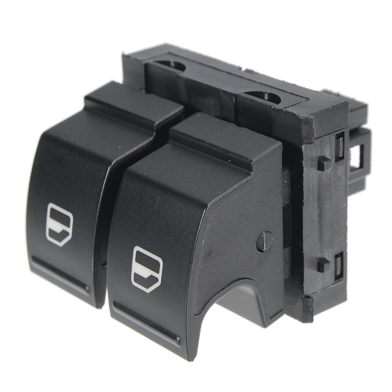 Car Master Electronic Window Control Switch 1Z0 959 858 1Z0959858 For <font><b>SKODA</b></font> For YETI <font><b>FABIA</b></font> MK2 OCTAVIA 2 ROOMSTER <font><b>2006</b></font> - 2015 image