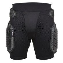 Propro черные шорты для скейтбординга анти-капля Броня снаряжение Хип поддержка защита спортивная одежда катание на коньках Велоспорт катание на лыжах шорты