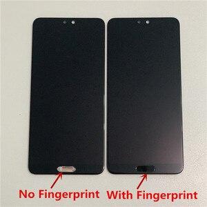 """Image 3 - 5.8 """"الأصلي M & سين لهواوي P20 LCD شاشة عرض + لوحة اللمس شاشة محول الأرقام لهواوي P20 EML AL00 EML L29 L22 L09 AL00"""