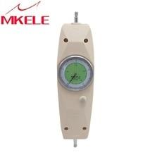 NK-10 10N Rollenbank meter Analoge Push Pull Force Pointer Gauge Tester
