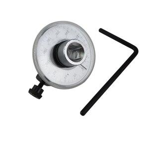 Image 5 - Professionelle 1/2 Zoll Einstellbare Stick Drehmoment Winkel Gauge Auto Garage Werkzeug Set Für Hand Werkzeuge Wrench AT2136