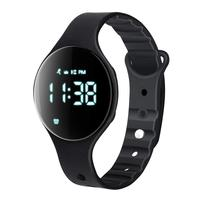 2018 NEW Men Charging digital Smart watch Motion detection Sport Fitness fashion Creative watch