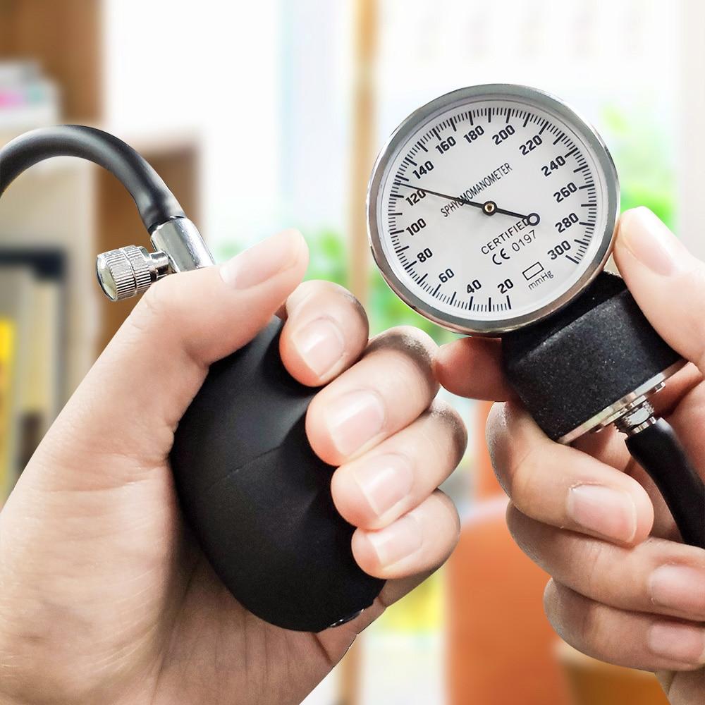 Image 2 - Yongrow Monitor Doctor Blood Stethoscope Manual Cuff Use Health Measure Systolic home Device Pressure Diastolic SphygmomanometerBlood Pressure   -