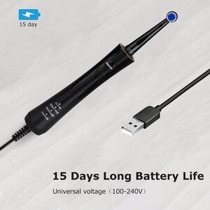Image 3 - חשמלי מברשת שיניים מברשת שיניים סיבוב USB מברשת שיניים מברשת שיניים מסעות Charge הלבנת שיניים למבוגרים בריאים Best מתנה