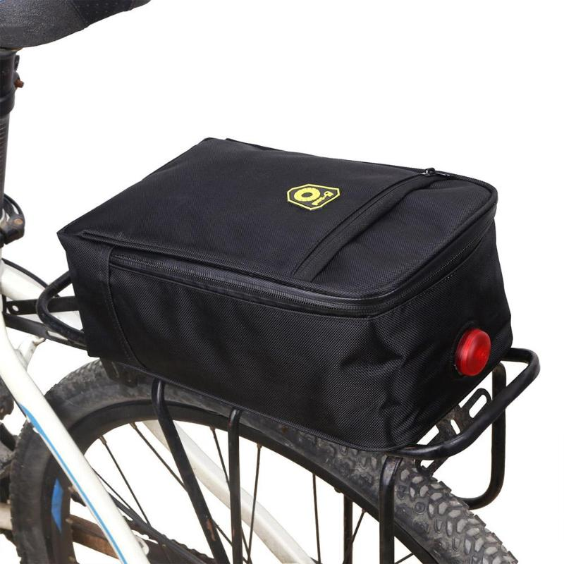 Bicycle Basket Bicycle Aluminum Alloy Bike Detachable Cycle Front Carrier /_WK