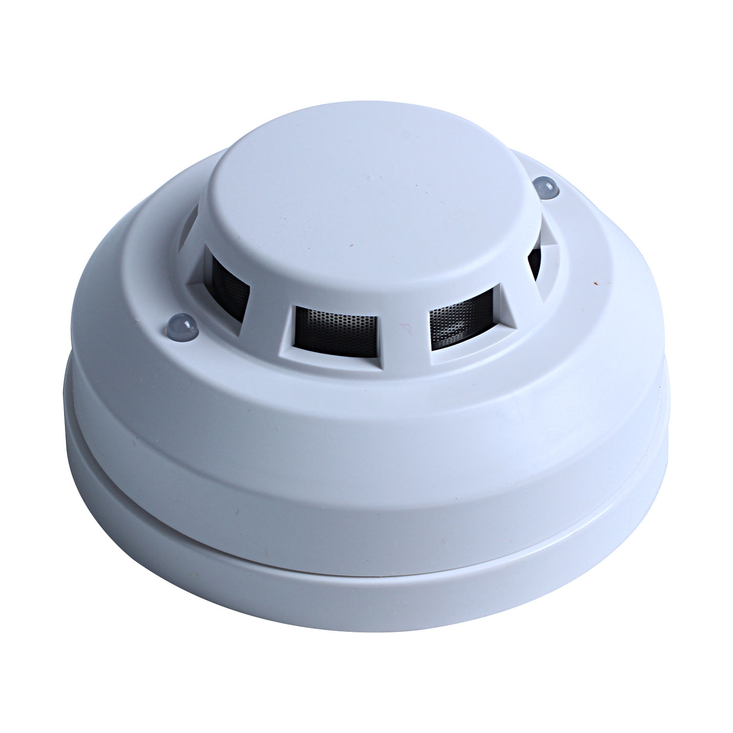 Security Photoelectric Smoke Fire Detector Sensor 4 Wire Connection Points