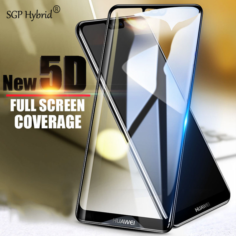 5d Mate9 For Huawei P Smart Case Tempered Glass For Huawei P20 Plus Lite Mate 10 Pro P10 9 P10lite P10plus Cover Protective Film