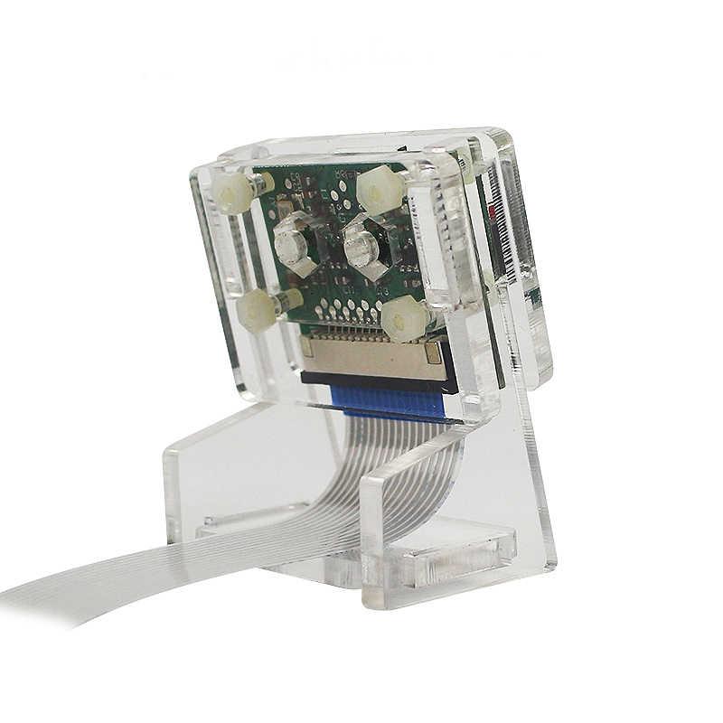 Ov5647 Miniกล้องอะคริลิคใสเว็บแคมสำหรับRaspberry Pi 3 กล้อง