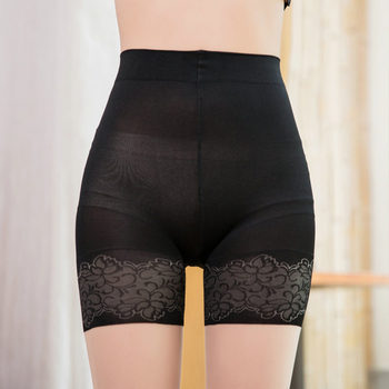 Women Summer Safety Pants Stockings Anti-lighting Socks Women Seamless Short Pants Sexy Soft Breathable Short Tights Club Thin