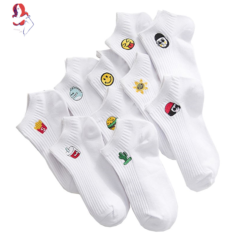 Hot Dog Logo Men Women Casual Non Slip Socks Athletic Compression Running Socks