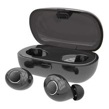 Portable Earphones TWS X8 Bluetooth 5.0 In-ear Wireless Mini Earbuds Stereo Waterproof Sports Smart Connecting Devices With Mic
