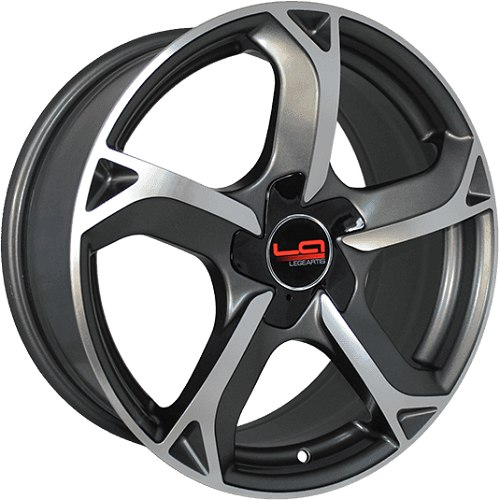 все цены на LegeArtis Replica Concept-MR507 9x19/5x112 ET54 D66.6 MGMF онлайн