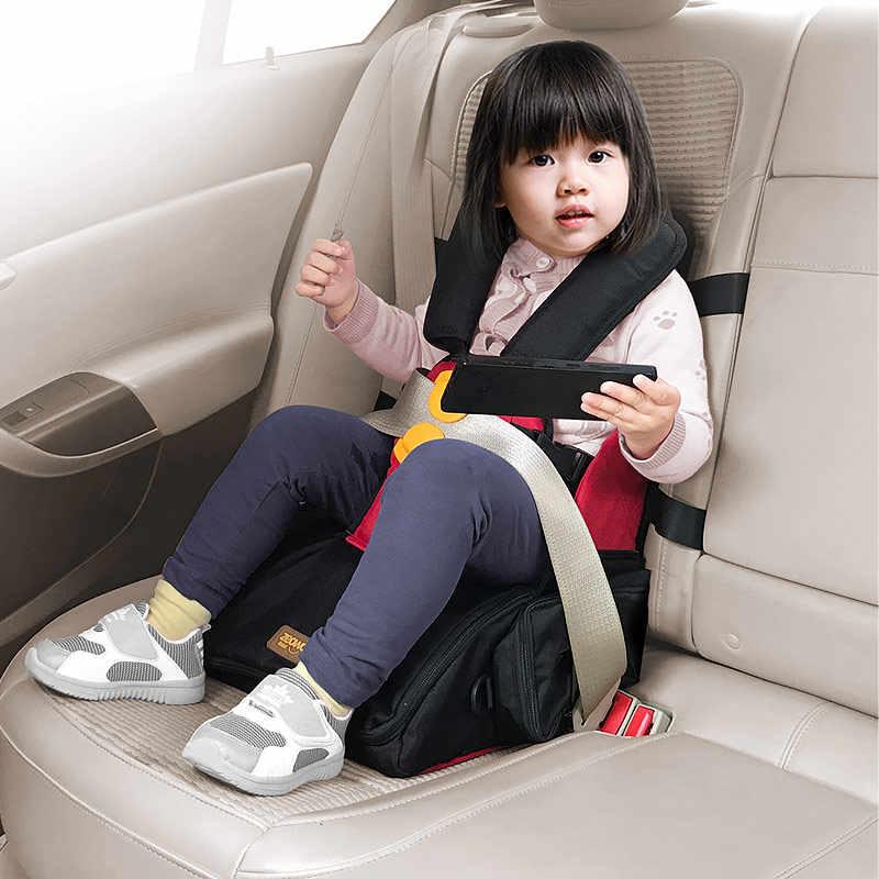 3 في 1 متعددة الوظائف مقاوم للماء الطفل مقعد حزام الاطفال تغذية مقعد كرسي 5 نقطة تسخير حزام أمان المحمولة الطعام عالية كرسي