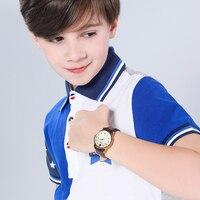 Disney Children's Watch Primary School Boys Watch Luminous Calendar Belt Quartz Watch KID'S Watch