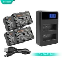 Bonacell 2400mAh NP FM500H NP FM500H NPFM500H Camera Battery+LCD Dual Charger For Sony A57 A58 A65 A77 A99 A550 A560 A580 L10