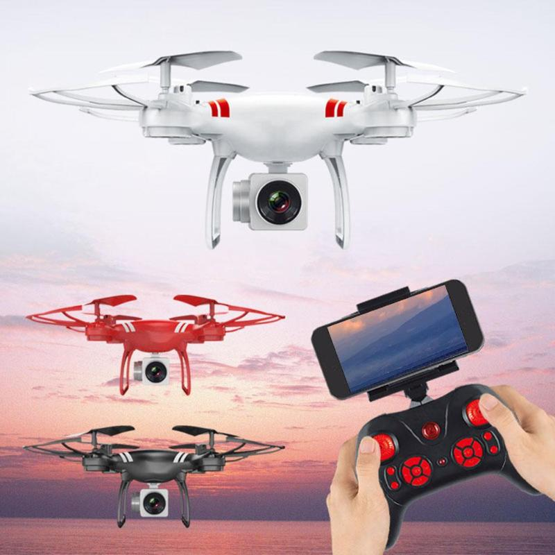 New HD Camera Drone WIFI FPV Live Quadcopter Smart Altitude Hold Hover 3D Rolling RC Helicopter 2.4G 6 Axis Gyro DroneNew HD Camera Drone WIFI FPV Live Quadcopter Smart Altitude Hold Hover 3D Rolling RC Helicopter 2.4G 6 Axis Gyro Drone