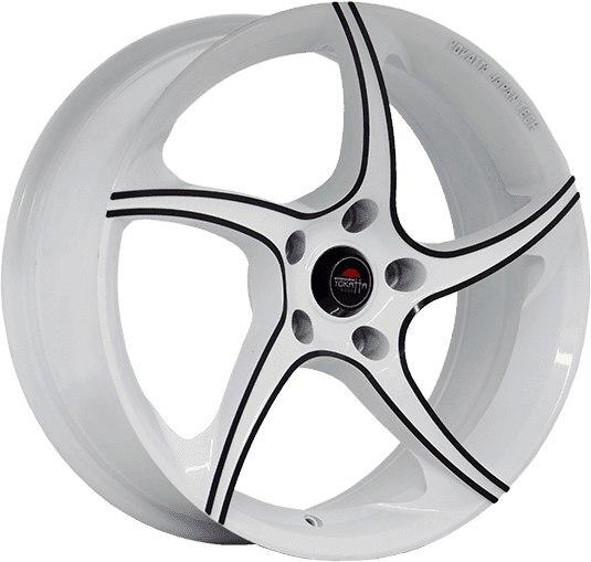 цена на YOKATTA MODEL-2 6.5x16/4x100 ET50 D60.1 W + B
