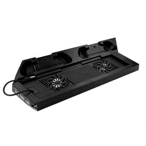 Image 3 - Super Slim Vertical Console Stand with Dual Port Charging Charger and HUB Holder Station for Playstation PS4 Controller