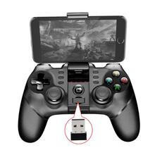 Bluetooth Wireless Handle Gamepad 2.4G Wireless Bluetooth Receiver Support Ps3 Game Console Player Foripega 9076 Batman Handle цена и фото