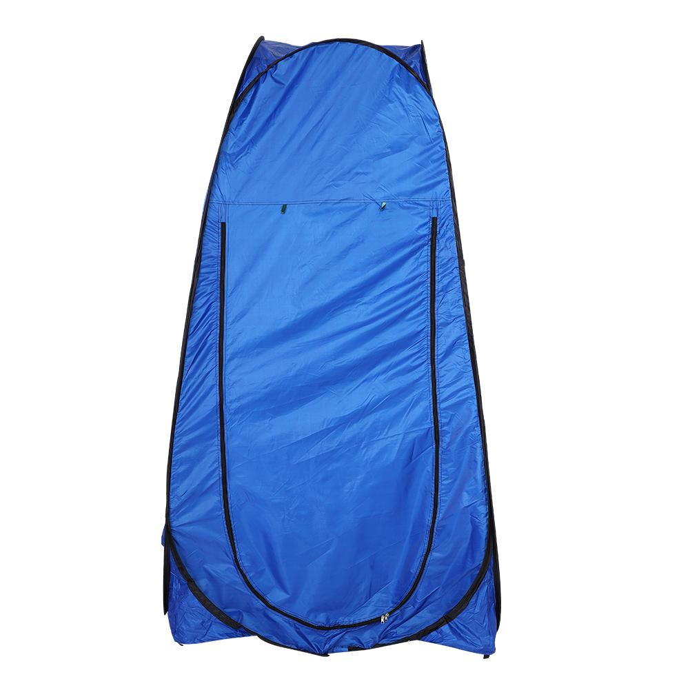 Foldable Tent Outdoor Shower Tent Beach Privacy Toilet Changing Room Camping Hiking Multi function Tent 195x100x100cm-in Tents from Sports & Entertainment    3