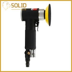 Image 3 - Пневматическая шлифовальная машинка, мини шлифовальный аппарат, набор для полировки и шлифовки, 1/2 дюйма, диск для авто, для обработки дерева