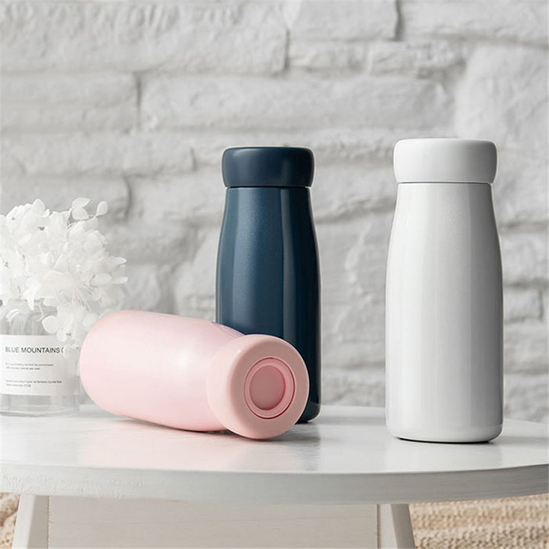 Original <font><b>Xiaomi</b></font> FunHome Vacuum Bottle 316 Stainless Steel Flask Kettle Leakproof Bottle Cup Travel Mug from <font><b>Xiaomi</b></font> <font><b>Youpin</b></font> image
