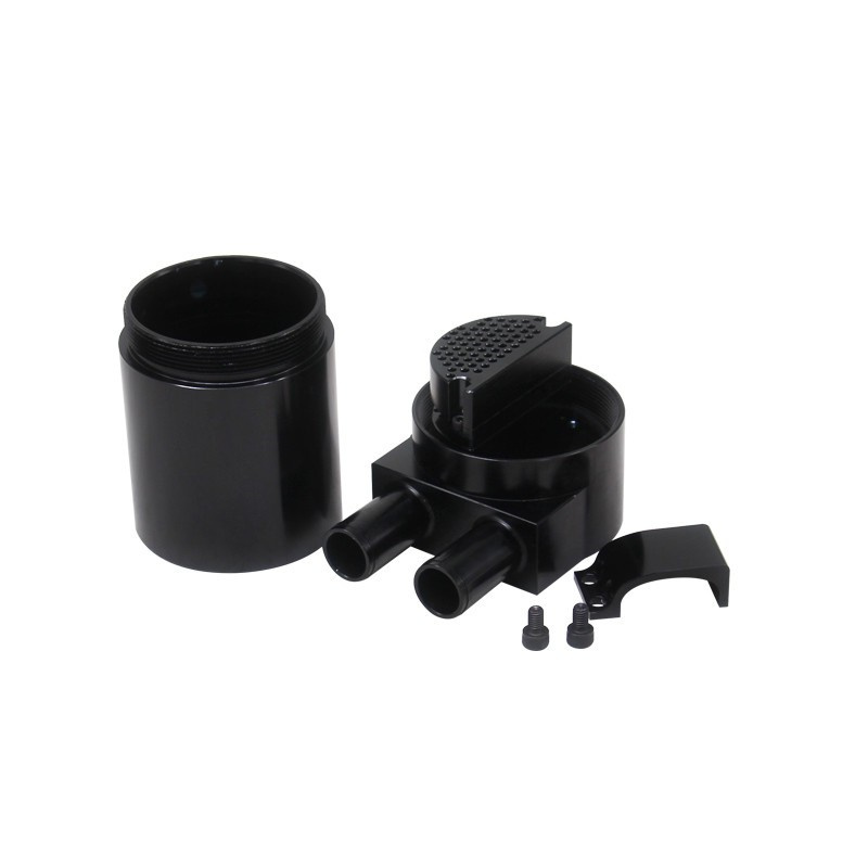 Black Oil Catch Can Tank Oil Catch Tank Reservoir Aluminum For BMW N54 335 in Fuel Tank from Automobiles Motorcycles
