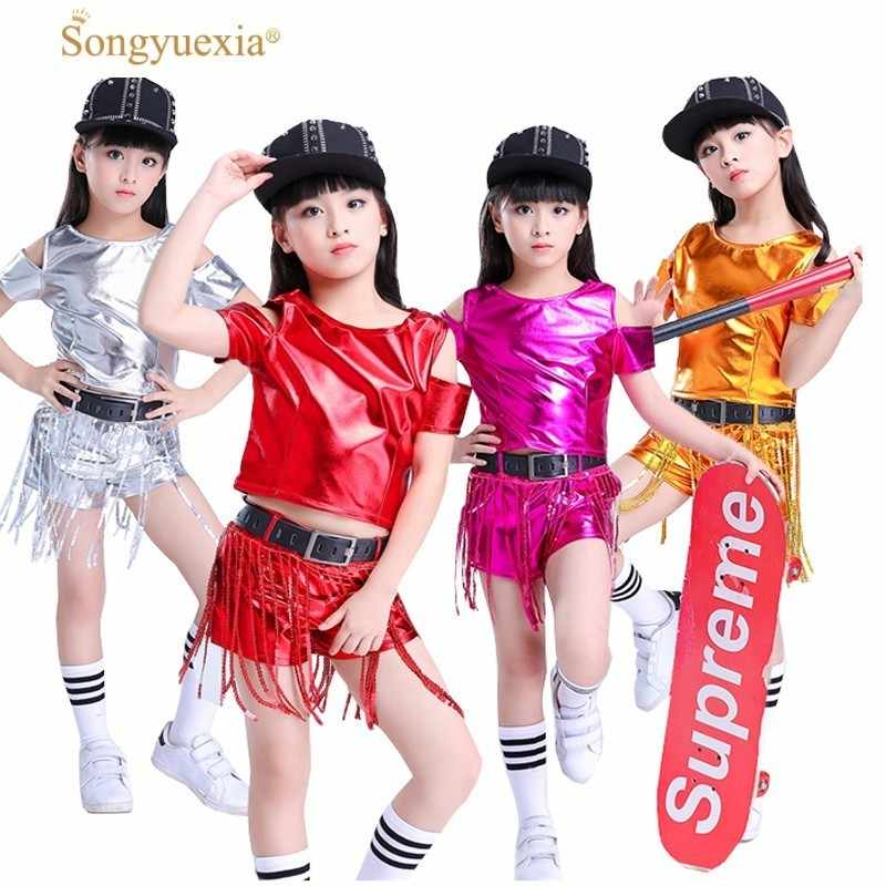 6b99424ad771 Detail Feedback Questions about Children Party Dance Costumes Jazz ...