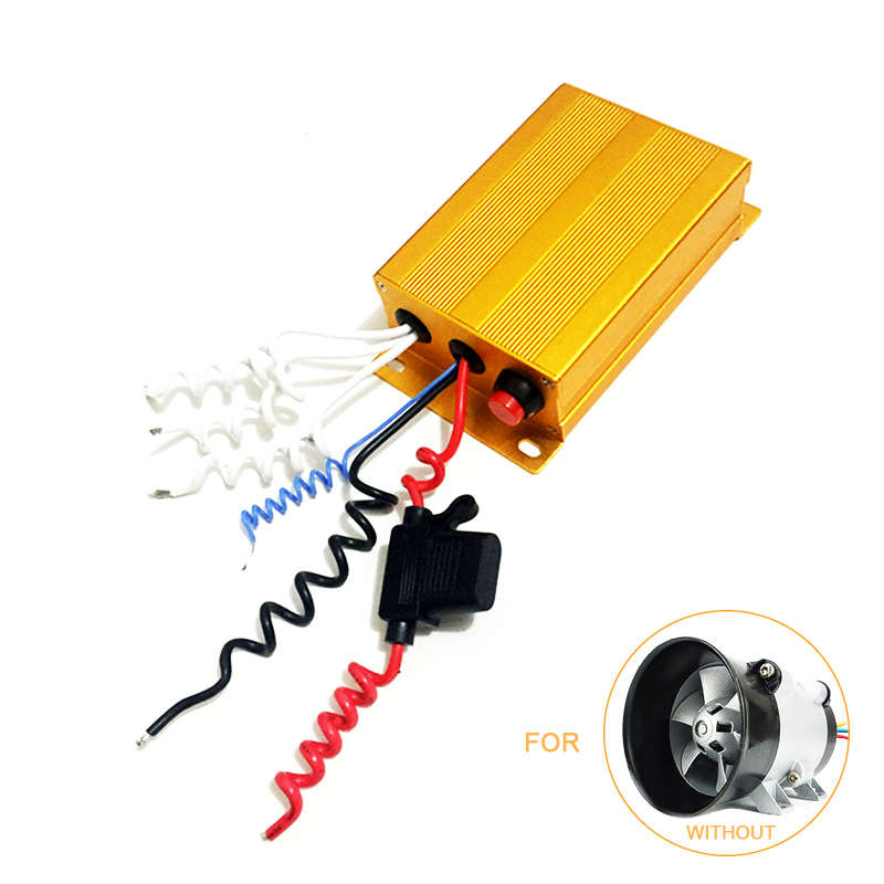 Universal Car Turbine Aluminum Automatic controller for 35000 RPM electric Turbo charger