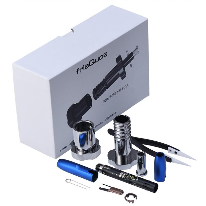 Desmantelamiento de herramienta de reparación de accesorios servicio ayuda desmontaje Kit para giratoria de Vape cigarrillo electrónico