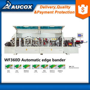 WF360D woodworking machinery corner rounding full-automatic edge banding machine