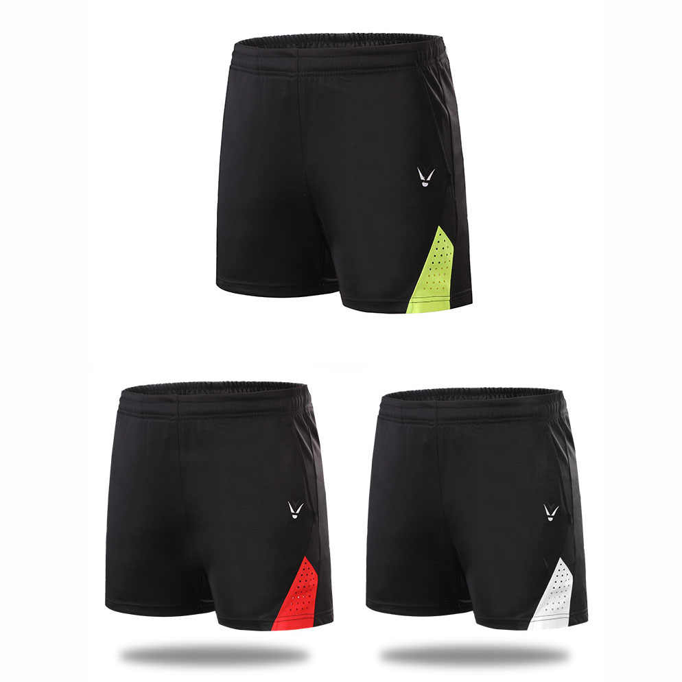 2019 New Badminton Shorts Women Men Kid , Sports Tennis Shorts , Table tennis clothes , Qucik dry badminton Wear Custom Name No.