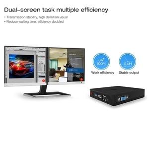 Image 5 - Beelink Bt3 Pro Ii 미니 Pc 인텔 아톰 X5 Z8350 2.4/5.8Ghz 듀얼 밴드 Wifi 블루투스 4.0 이더넷 1000Mbps 4Gb Ram 64Gb Rom 4 + 64