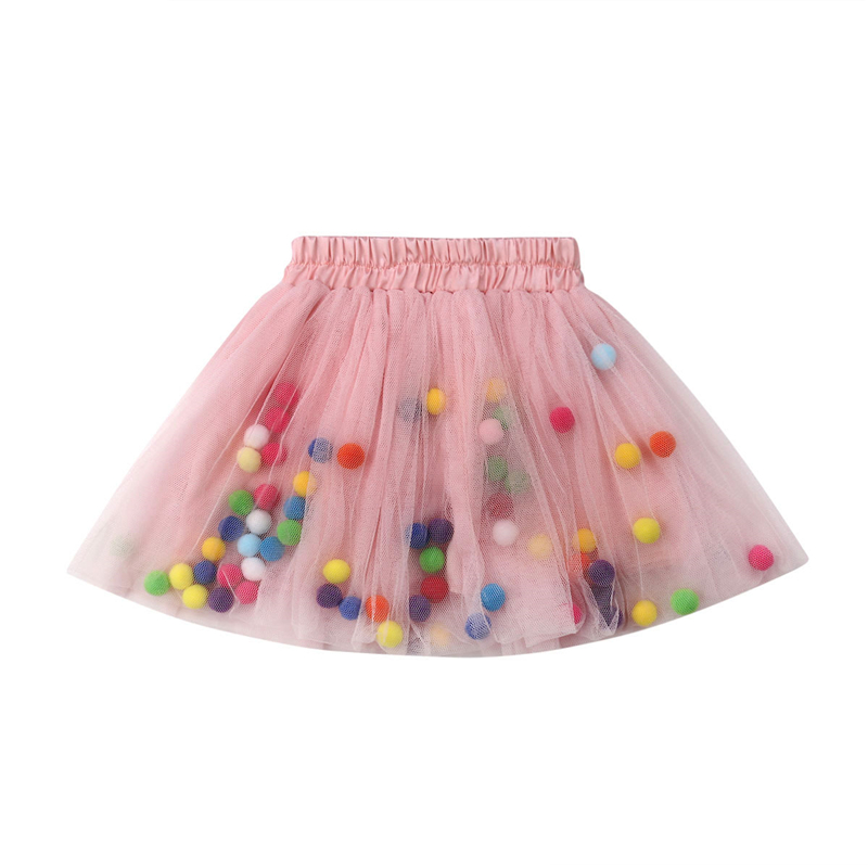 Kinder Baby Mädchen Tuch Heißer Tutu Tüll Rock Ballett Phantasie Kind Party Hochzeit Farbe Ball Rock 0-3 T Prinzessin Rock Kleidung Lange Lebensdauer