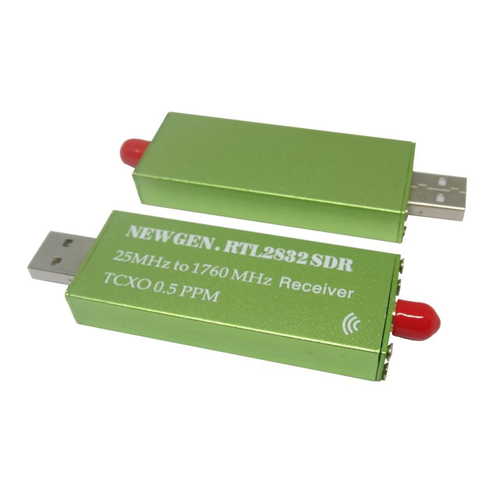USB2.0 RTLSDR 0.5PPM TCXO RTL2832U TV Tuner Stick AM FM NFM DSB LSB SW Defined Radio SDR TV Scanner Receiver MJZSEE S300U