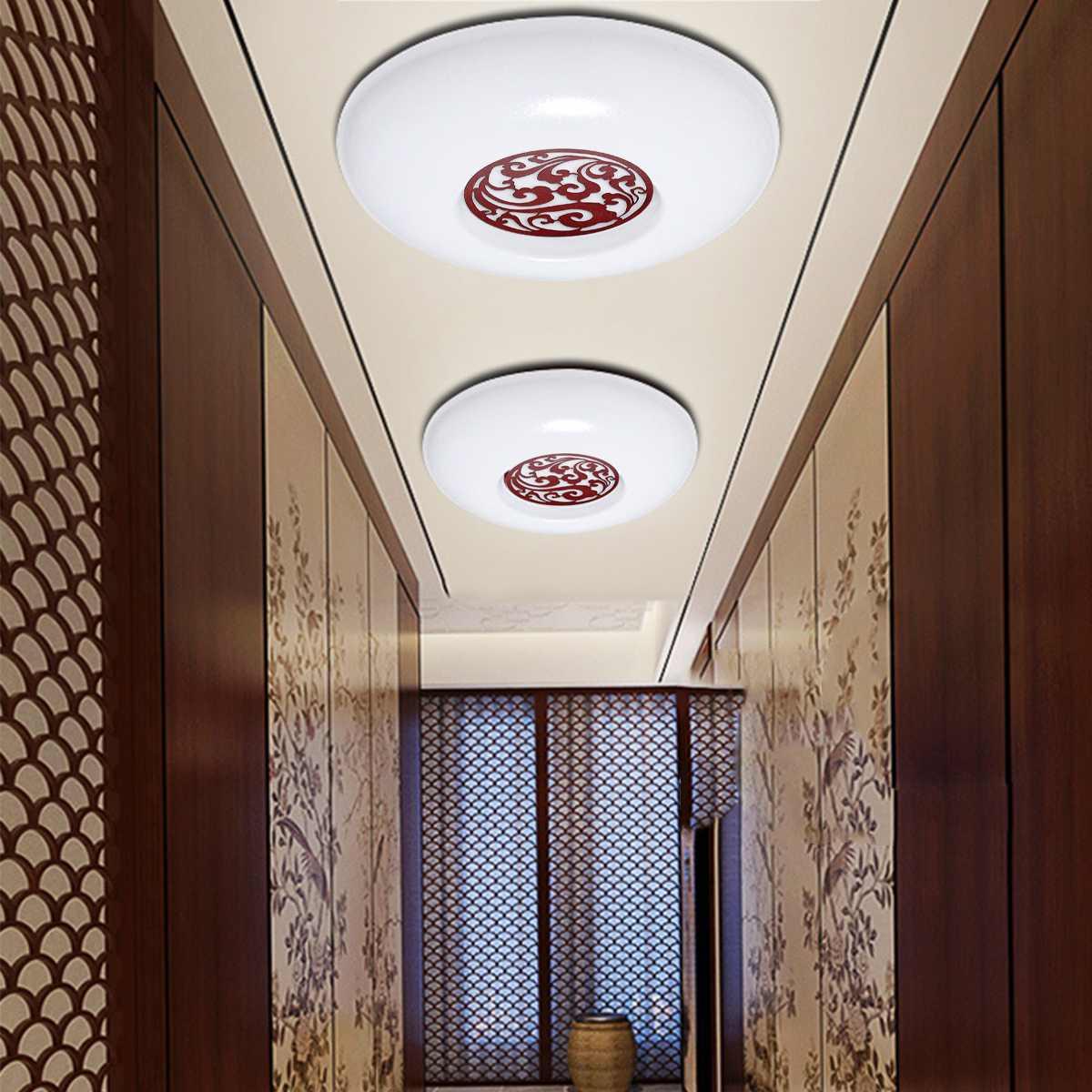 12 W 15 W 18 W Moderne Led Plafondlamp Ronde Surface Mount Plafond Lamp Voor Woonkamer Slaapkamer Gangen Armatuur Verlichting