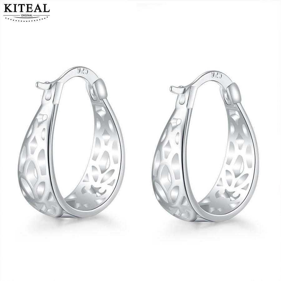 In Season Jewelry Boucles doreilles Filles Email Argent 925//1000 Tiges poussettes s/écurit/é /à vis