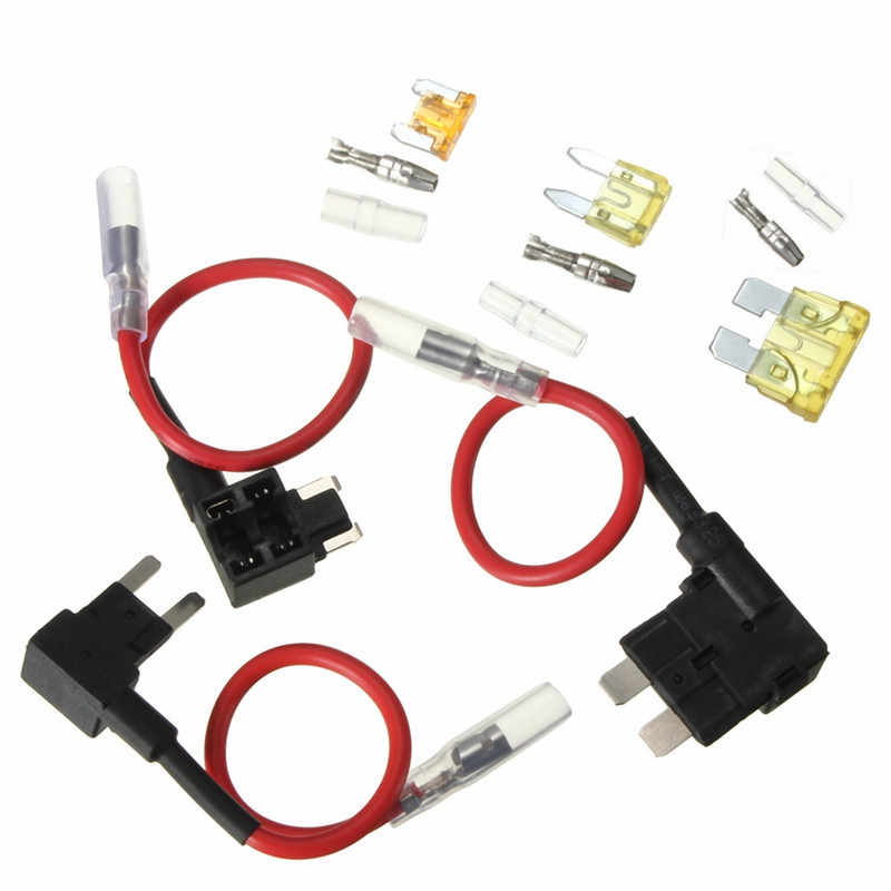 1 PC ACS J 追加回路ミニ/小/大貯金箱プラグイン可能な標準ブレードタップホルダー車ヒューズボックス電気アプライアンスとヒューズ