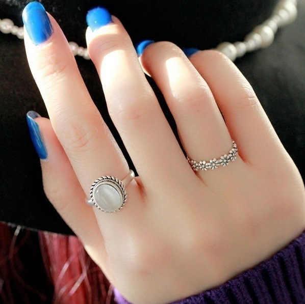 新ファッション菊 Jwelry 女性の婚約指輪女性のためのドロップシッピングレディースジュエリー