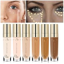 Pudaier liquid concealer cream face lip eye base foundation concealer waterproof