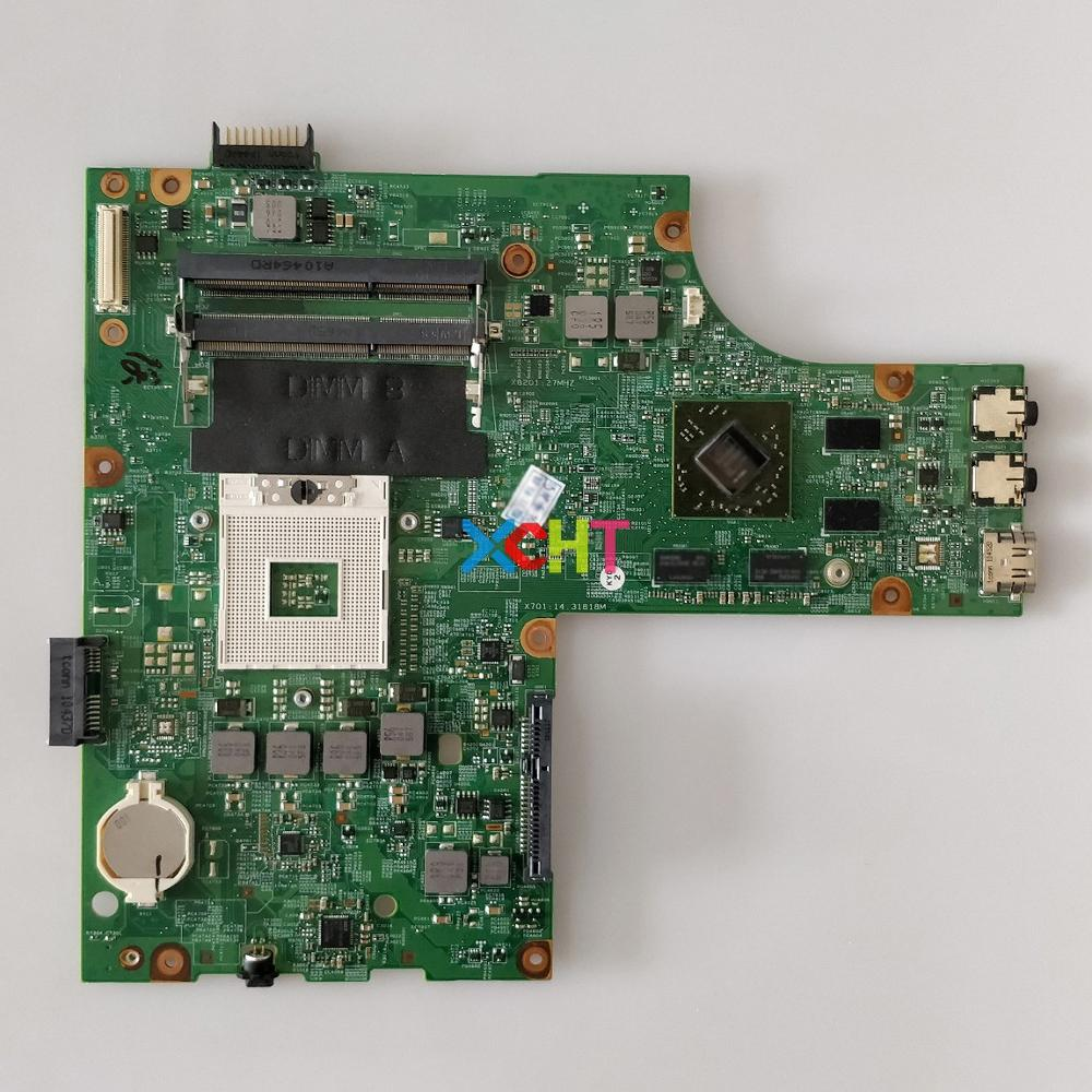 CN-0K2WFF 0K2WFF K2WFF 48.4HH01.011 w 216-0729042 GPU for Dell Inspiron 15R N5010 NoteBook PC Laptop Motherboard Mainboard