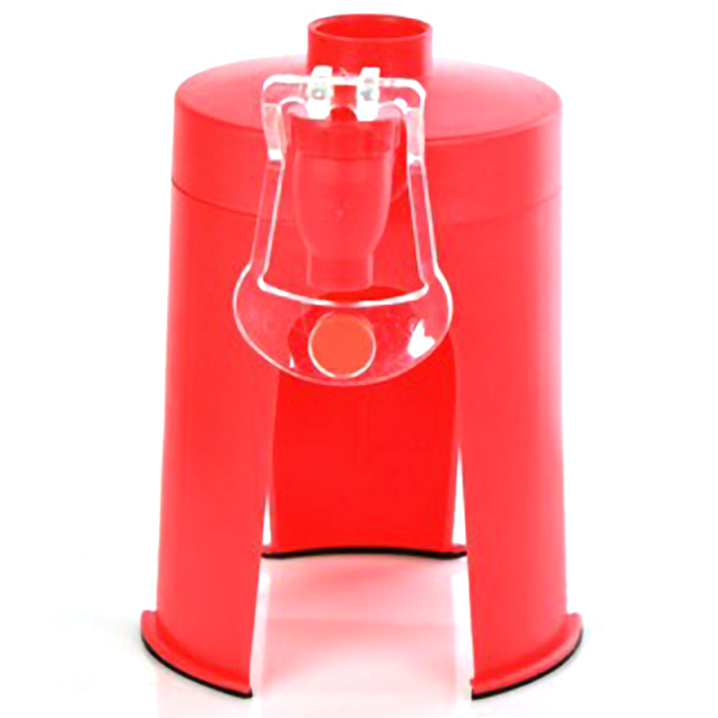 New Hot Plastic Mini Hand Pressure Type Inverted Drinking Fountain Coke Bottle Pump To Water Drinking Water Dispenser