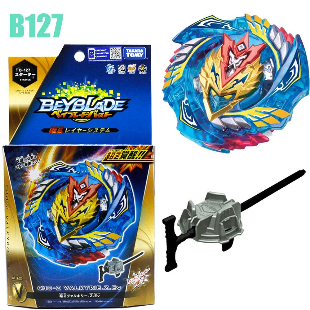 TOMY Beyblade dynamitage Gyro B-127 Super Z invaincu Valkyrie Beyblade b122TOMY Beyblade dynamitage Gyro B-127 Super Z invaincu Valkyrie Beyblade b122