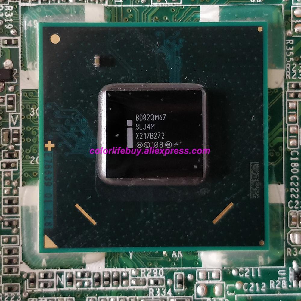 Image 5 - Натуральная 8yfgw 08yfgw CN 08YFGW Материнская плата ноутбука для Dell Precision M4600 Тетрадь PC-in Материнская плата для ноутбука from Компьютер и офис
