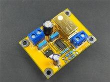 Módulo de fonte de alimentação de relógio, 25mhz tcxo 0.1ppm ultra precisão ouro ativo dip14 módulo de fonte de alimentação de relógio para atualização para áudio de alta fidelidade dac