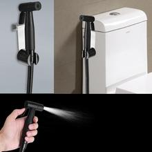 Stainless Steel Portable Handheld Bidet Kit Toilet Shattaf Sprayer Personal Cleaner Hygiene Spray Washing Shower Head Nozzle thermostatic handheld toilet bidet faucet hygiene personal cleaning shattaf sprayer douche kit luxurious bathroom shower head