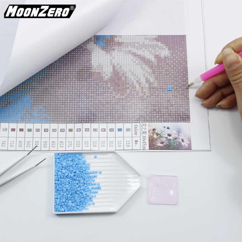 5D DIY Diamant Cartoon Mickey/Minne Gift Set Vierkante Mozaïek Rhinestone Hand Geborduurd Volledige Diamant Muurschildering Home Decor WYZ181206