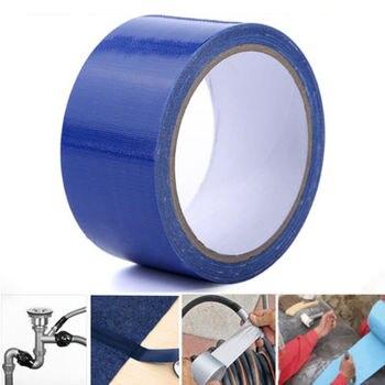 Duct Gaffa Gaffer Waterproof Self Adhesive Repair Bookbinding Cloth Tape Hot New Waterproof Color Carpet Self-adhesive Tapes Клейкая лента
